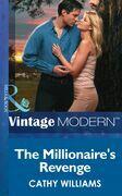 The Millionaire's Revenge (Mills & Boon Modern)