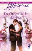 The Cinderella List (Mills & Boon Love Inspired)