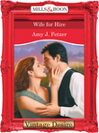 Wife For Hire (Mills & Boon Desire) (Wife, Inc., Book 2)