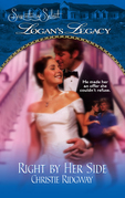 Right by Her Side (Mills & Boon M&B) (Logan's Legacy, Book 17)