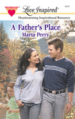 A Father's Place (Mills & Boon Love Inspired)
