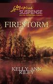 Firestorm (Mills & Boon Love Inspired)