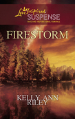 Firestorm (Mills & Boon Love Inspired)