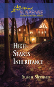 High-Stakes Inheritance (Mills & Boon Love Inspired)