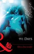 9½ Days (Mills & Boon Blaze)