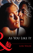 As You Like it (Mills & Boon Blaze)