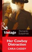 Her Cowboy Distraction (Mills & Boon Vintage Romantic Suspense) (Cowboy Café, Book 1)