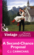 A Second-Chance Proposal (Mills & Boon Vintage Superromance) (The Shannon Sisters, Book 1)