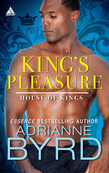 King's Pleasure (Mills & Boon Kimani Arabesque) (House of Kings, Book 3)