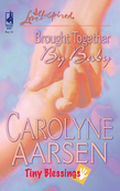 Brought Together by Baby (Mills & Boon Love Inspired) (Tiny Blessings, Book 2)