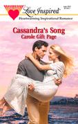 Cassandra's Song (Mills & Boon Love Inspired)