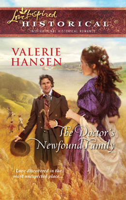 The Doctor's Newfound Family (Mills & Boon Love Inspired)