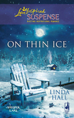 On Thin Ice (Mills & Boon Love Inspired) (Whisper Lake, Book 2)