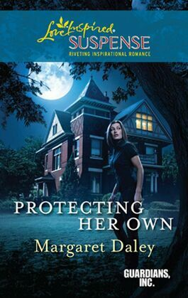 Protecting Her Own (Mills & Boon Love Inspired) (Guardians, Inc., Book 2)
