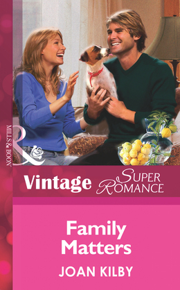 Family Matters (Mills & Boon Vintage Superromance) (The Wilde Men, Book 2)