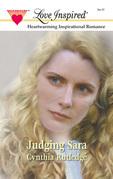 Judging Sara (Mills & Boon Love Inspired)