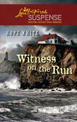 Witness on the Run (Mills & Boon Love Inspired)