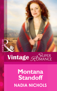 Montana Standoff (Mills & Boon Vintage Superromance)