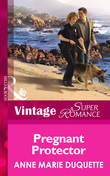 Pregnant Protector (Mills & Boon Vintage Superromance) (9 Months Later, Book 47)