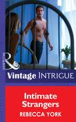 Intimate Strangers (Mills & Boon Intrigue) (43 Light Street, Book 23)