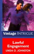Lawful Engagement (Mills & Boon Intrigue) (Shotgun Sallys, Book 3)