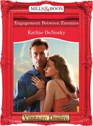 Engagement between Enemies (Mills & Boon Desire) (The Illegitimate Heirs, Book 1)