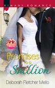Promises to a Stallion (Mills & Boon Kimani) (The Stallion Brothers, Book 4)