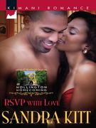 RSVP with Love (Mills & Boon Kimani) (Hollington Homecoming, Book 2)