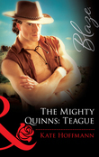 The Mighty Quinns: Teague (Mills & Boon Blaze)