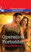 Operation: Forbidden (Mills & Boon Intrigue)