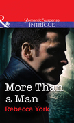 More Than a Man (Mills & Boon Intrigue)
