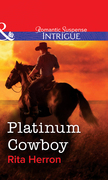Platinum Cowboy (Mills & Boon Intrigue)
