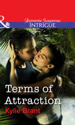 Terms Of Attraction (Mills & Boon Intrigue)