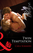 Twin Temptation (Mills & Boon Blaze)