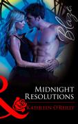 Midnight Resolutions (Mills & Boon Blaze)