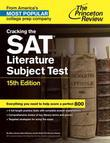 Cracking the SAT Literature Subject Test, 15th Edition