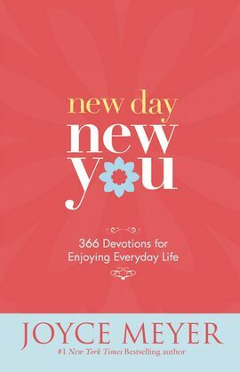New Day, New You: 366 Devotions for Enjoying Everyday Life