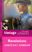 Revelations (Mills & Boon Vintage Superromance)