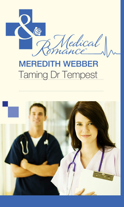 Taming Dr Tempest (Mills & Boon Medical)
