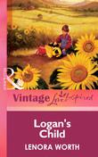 Logan's Child (Mills & Boon Vintage Love Inspired)