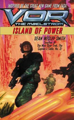 Vor: Island of Power: Island of Power