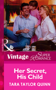 Her Secret, His Child (Mills & Boon Vintage Superromance)