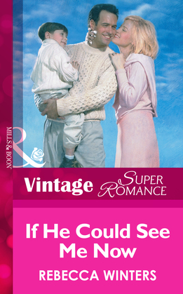 If He Could See Me Now (Mills & Boon Vintage Superromance)