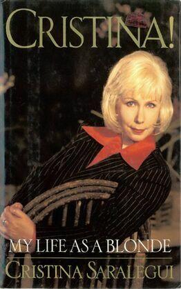Cristina!: My Life as a Blonde