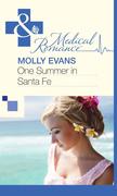 One Summer In Santa Fe (Mills & Boon Medical)