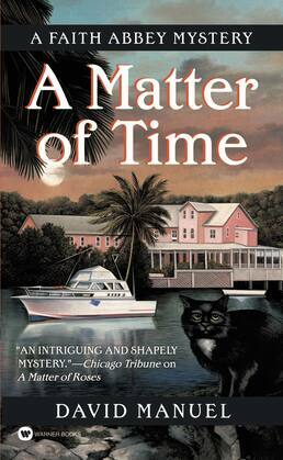 A Matter of Time: A Faith Abbey Mystery