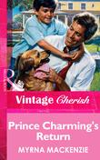 Prince Charming's Return (Mills & Boon Vintage Cherish)