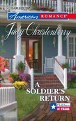 A Soldier's Return (Mills & Boon American Romance)