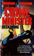 Reckoning: Crime Minister, No.4