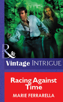 Racing Against Time (Mills & Boon Vintage Intrigue)